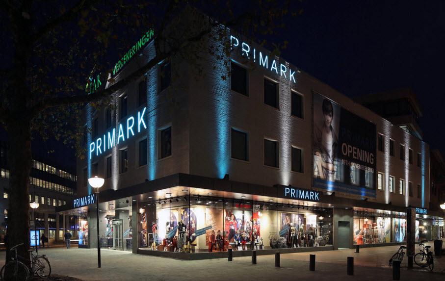 primark winkels nederland